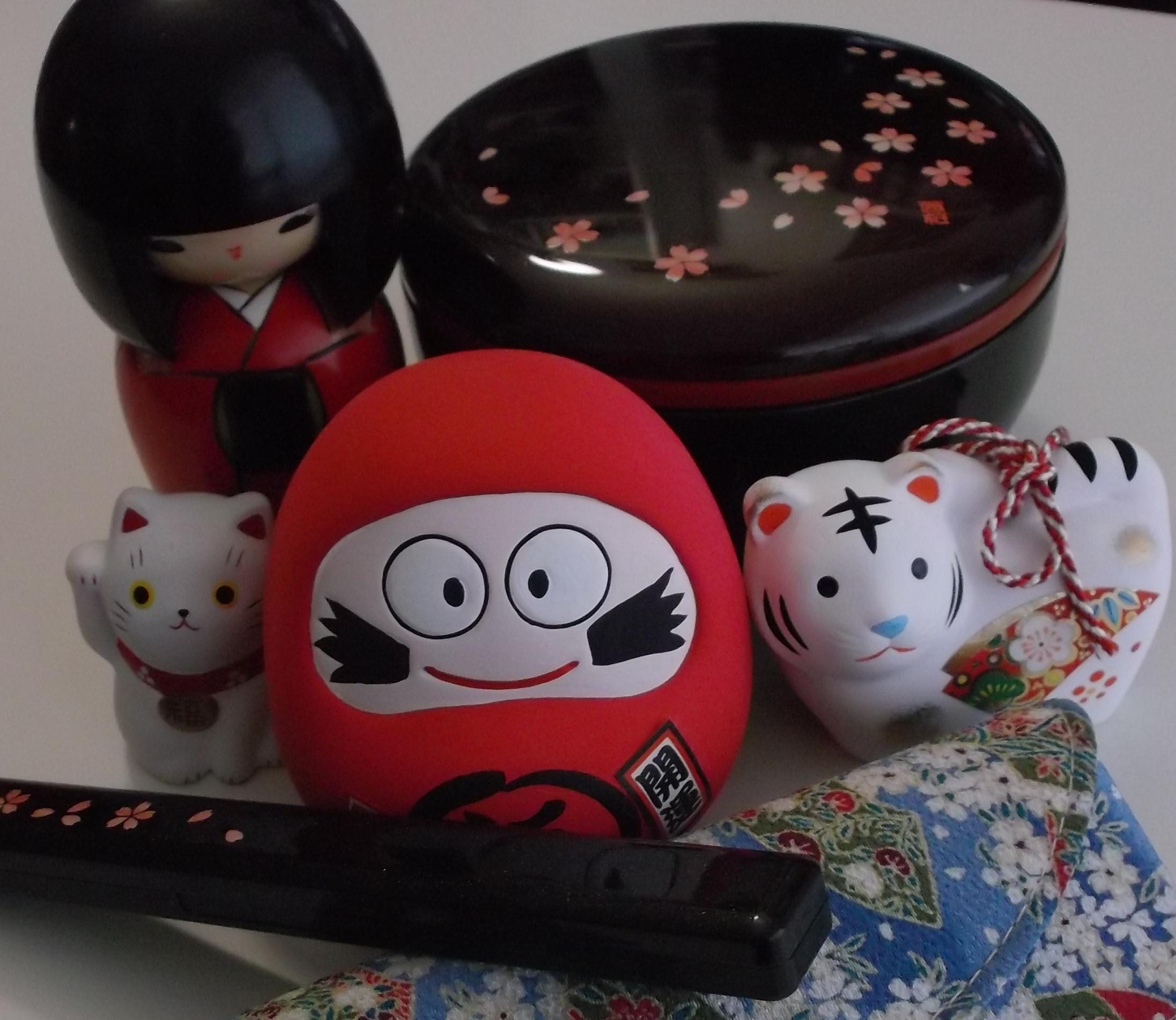 trouver des objets japonais pas chers | matcha et sakura