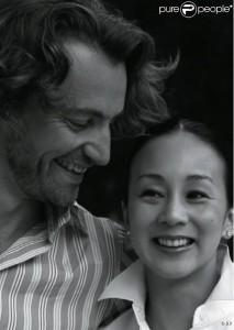 Eriko Nakamura et Charles-Edouard Barthes