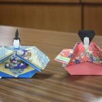 Hina matsuri origami