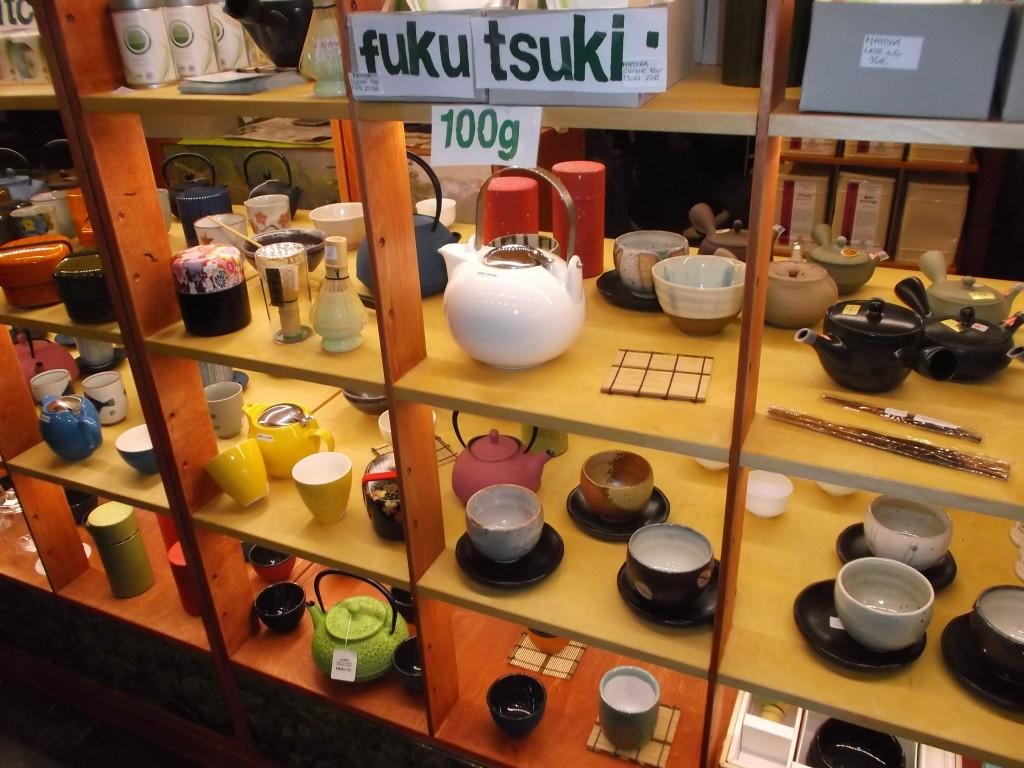 Ou peut être préférez-vous acheter du matériel pour vous faire du thé ?