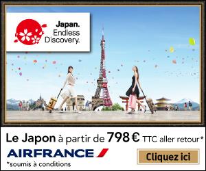 Air France promo
