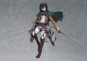 Mikasa figma