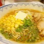 Butter Corn Ramen
