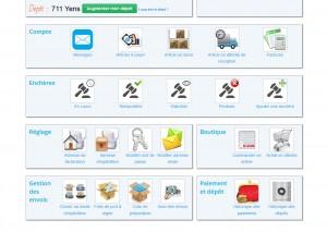 L'interface du site peut intimider au début, mais des tutoriels très bien faits permettent de s'y retrouver.
