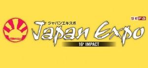 Logo Japan expo 2015