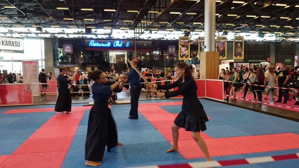 Venez tester du kendo