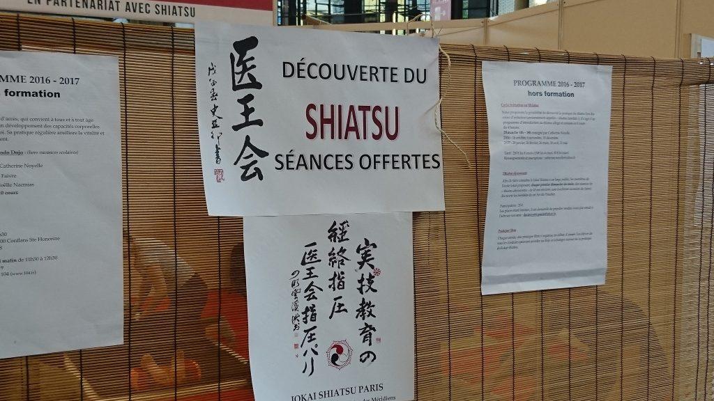 Mais aussi su Shiatsu