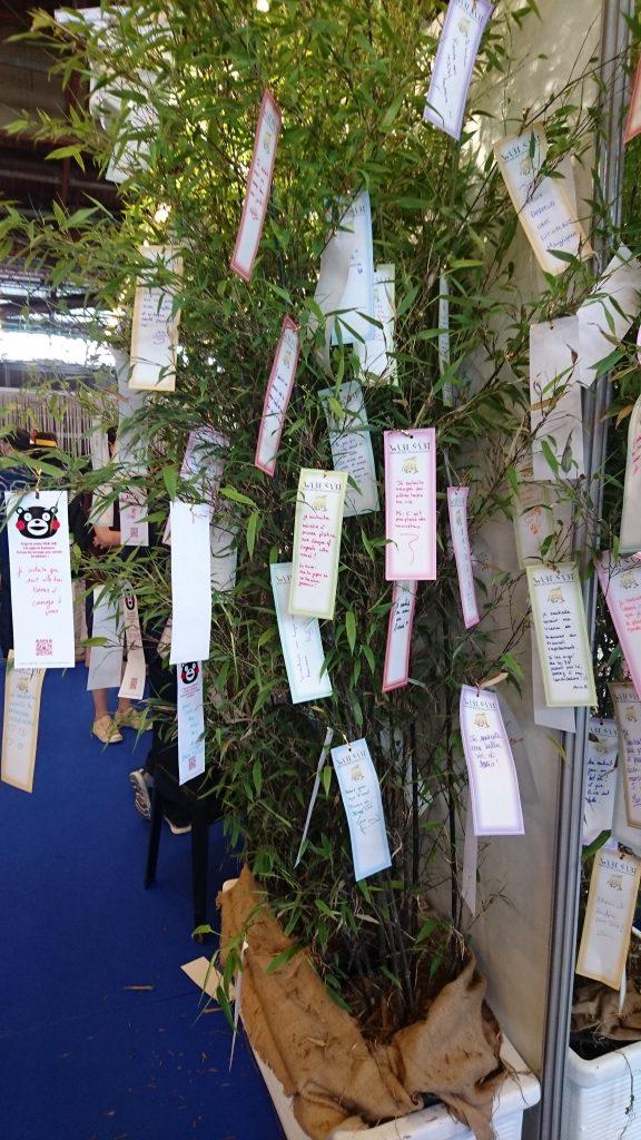Les activités ne manquent pas ! Venez fêter Tanabata !