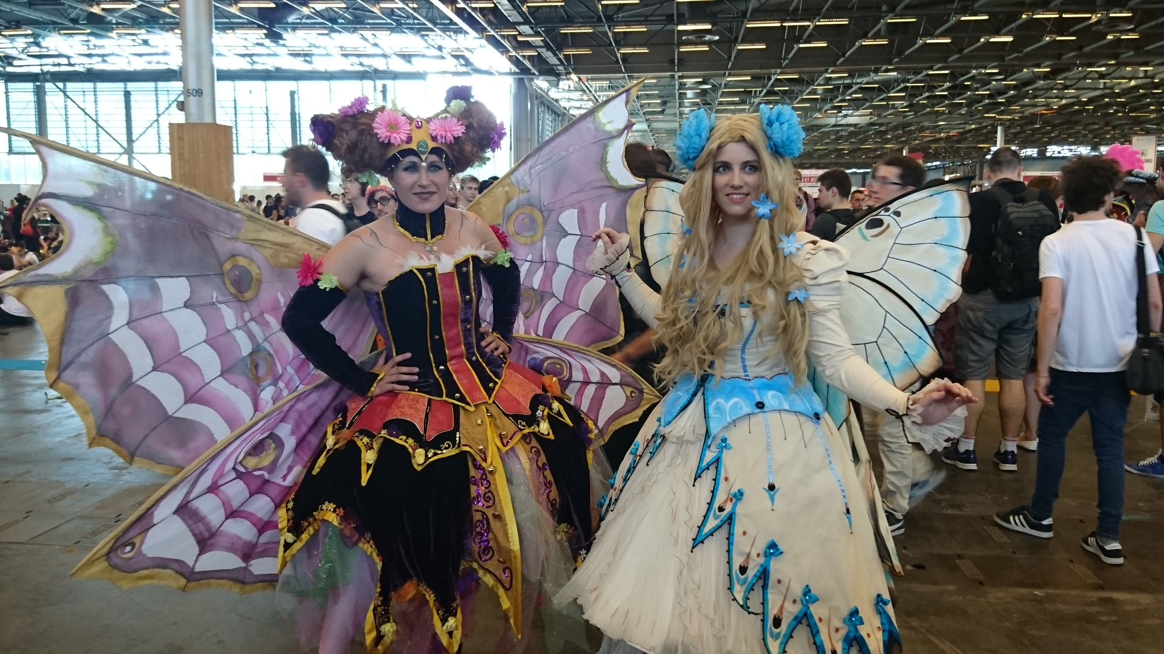 Japan expo cosplay 16 matcha et sakura - Japan expo paris 2017 ...